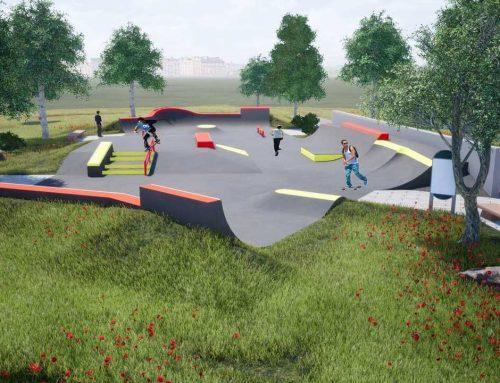 Nacrt za skate park Križevci